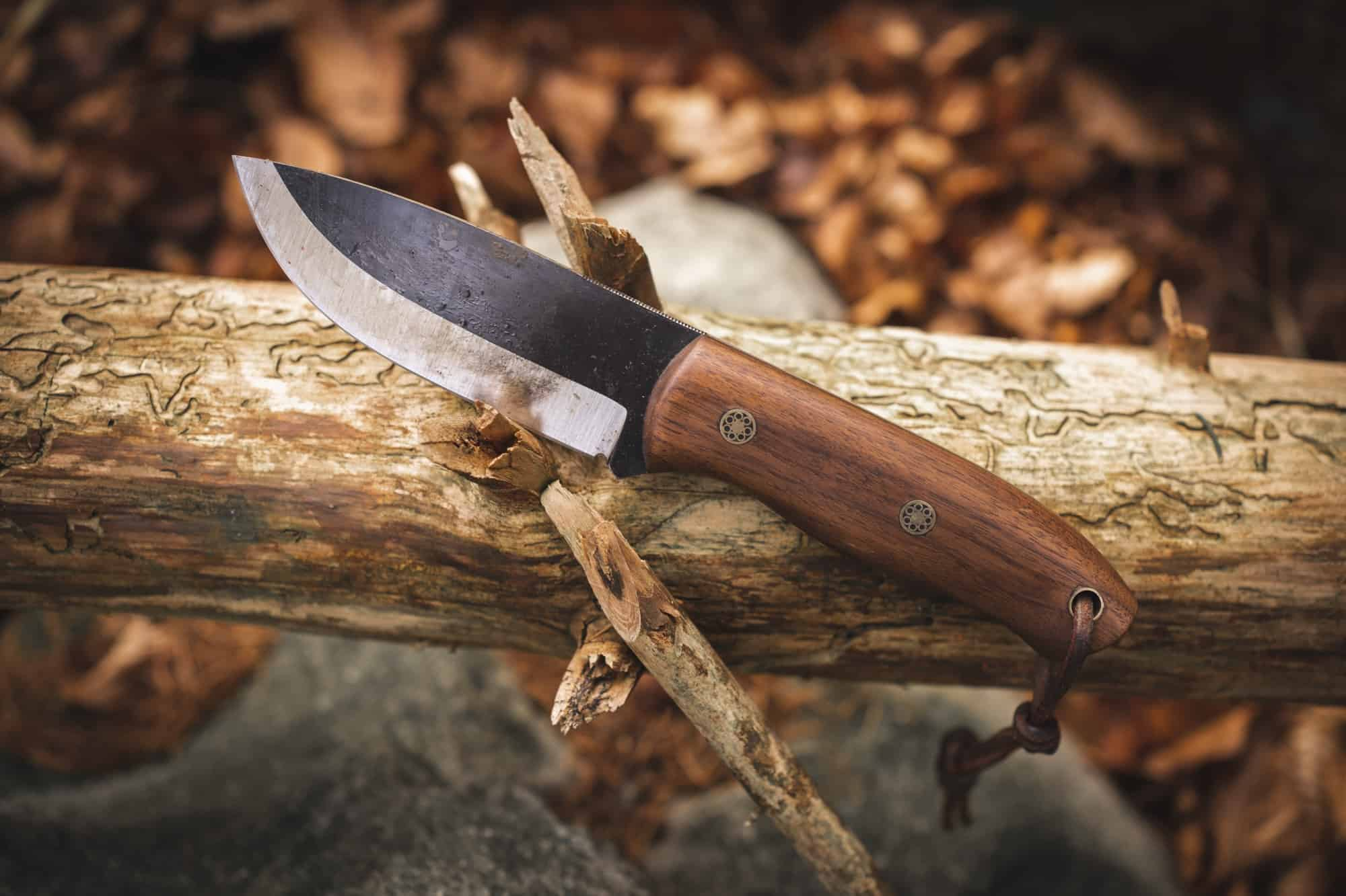 Mellon Bushcraft Knife Custom