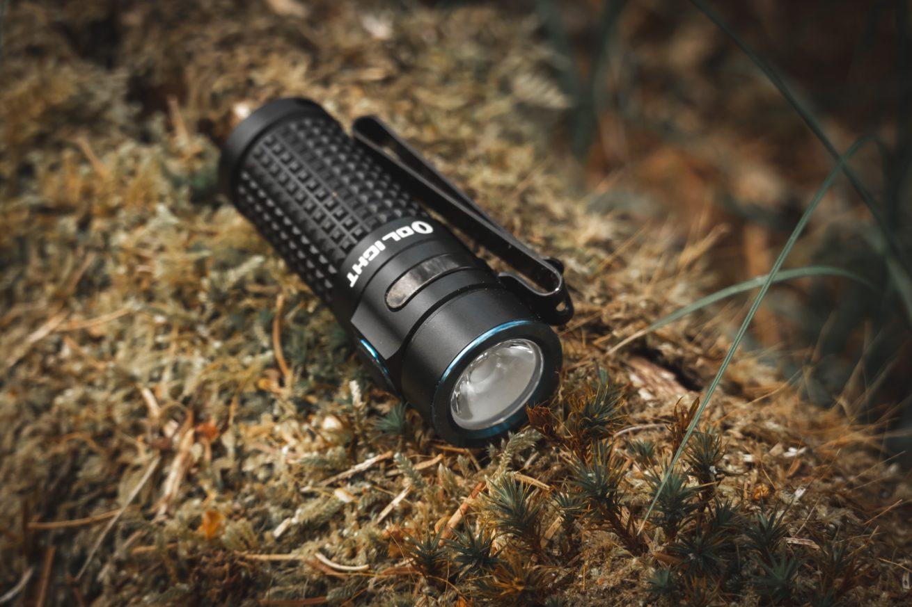 Olight S1R Baton II Schwarz