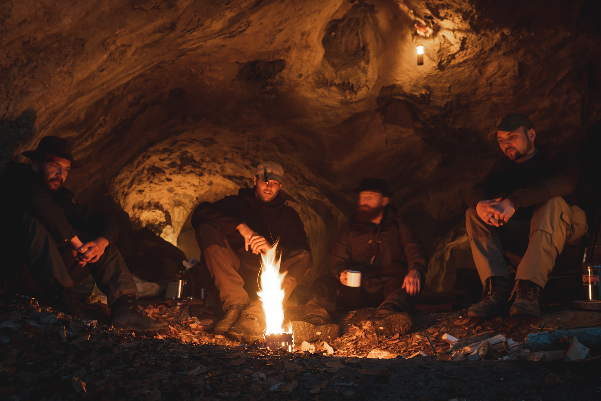 Naturbursche Markus - Oberneder Höhle - Overnighter - Biwaksack - Höhlenübernachtung_0050