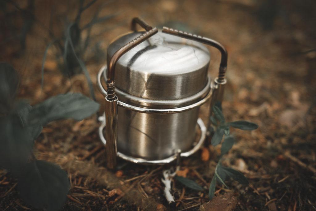WTB Outoor Equipment - Gear - Hobo - Stove - Kocher - Spirituskocher - Brenner - Spiritusbrenner - Alcohol