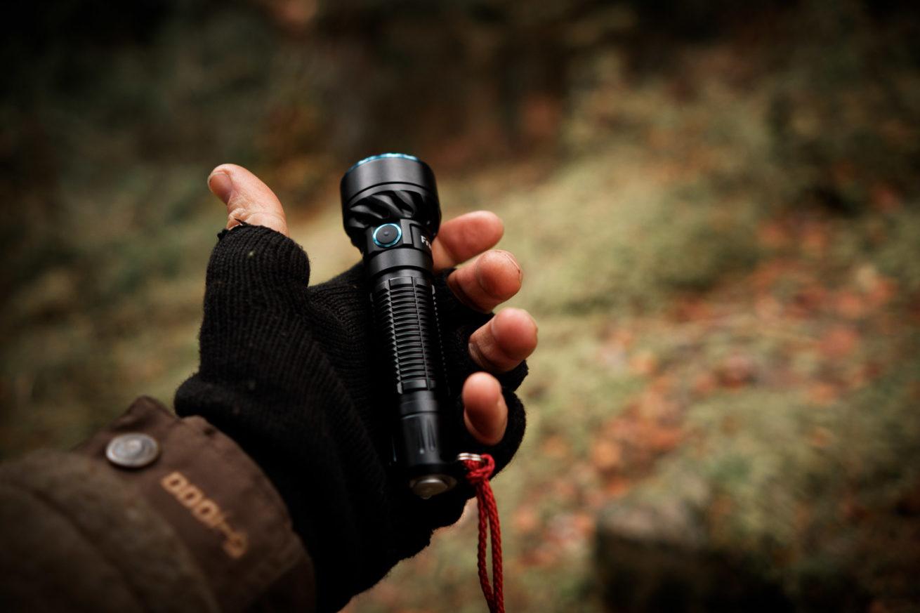 Olight Freyr Taschenlampe Flashlight 21700 Battery Pack-0002