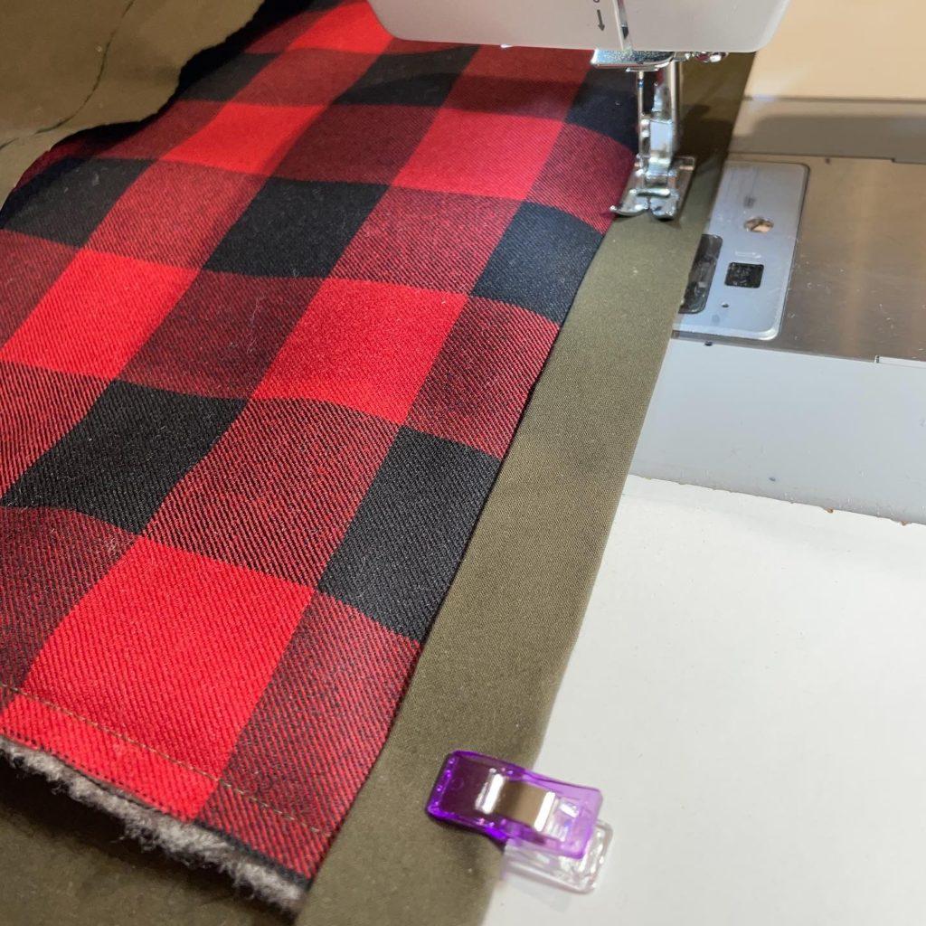 Hightech Groundsheet im Cowboy Style – Meine DIY Decke für Bushcraft und Outdoor