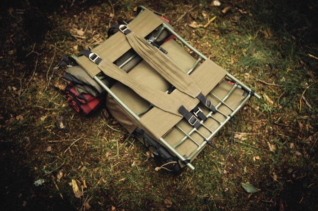 LK35 Mod Modification Custom LK 35 Hospital Backpack Rucksack MYOG Canvas Framepack External-0017